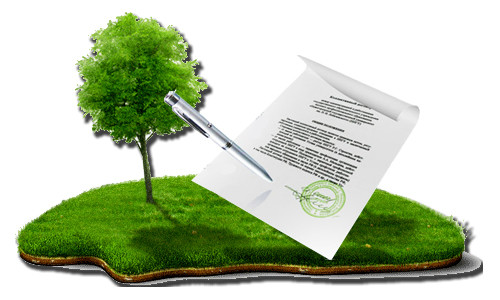 Оформление договора дарственной на землю