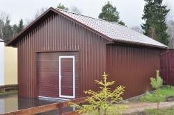 Реконструированный гараж
