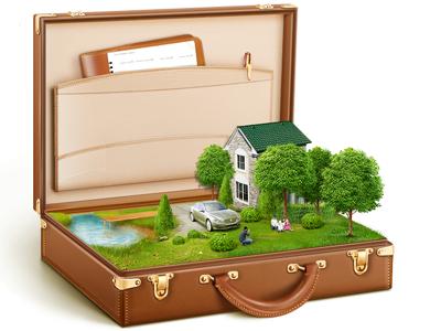 Оформление документов на земельный участок с домом