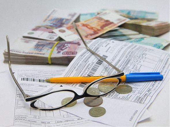 Оплата коммунальных услуг и долгов