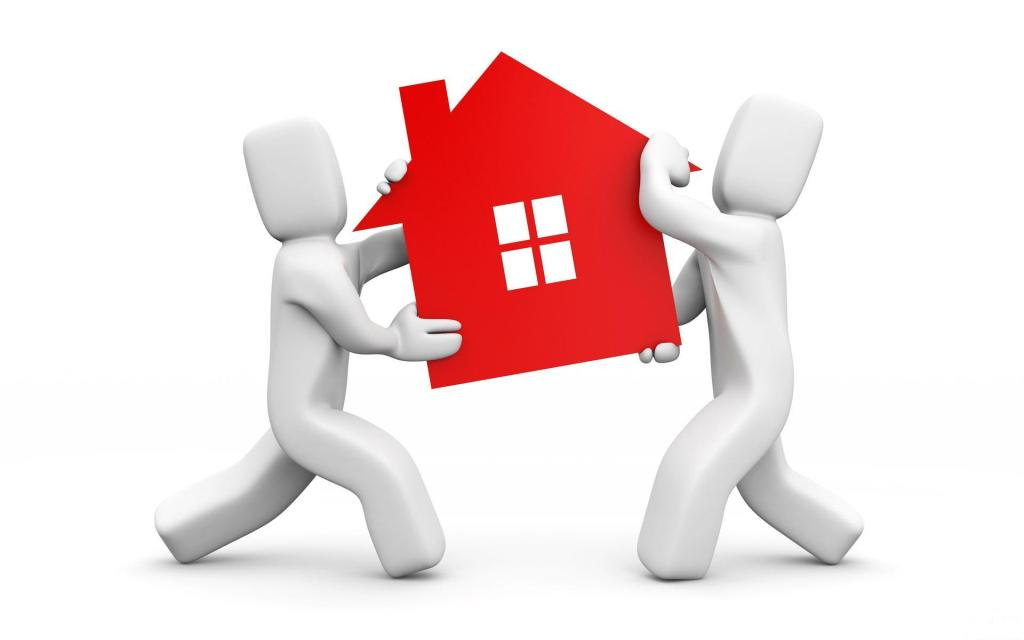 Передача недвижимости в дар