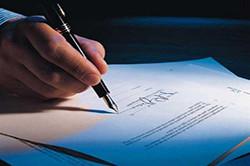 Подготовка документов на оформление квартиры