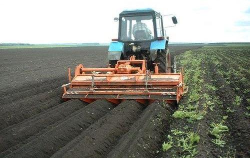 Участок для ведения фермерского хозяйства
