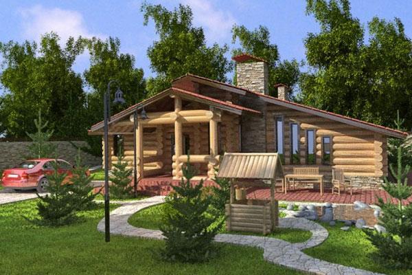 Участок земли с домом как имущество