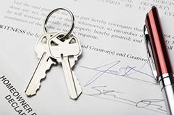 Оформление договора купли-продажи квартиры.