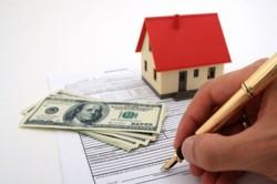 Оформление налога на недвижимость