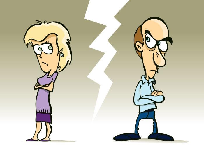 Наследство при разводе