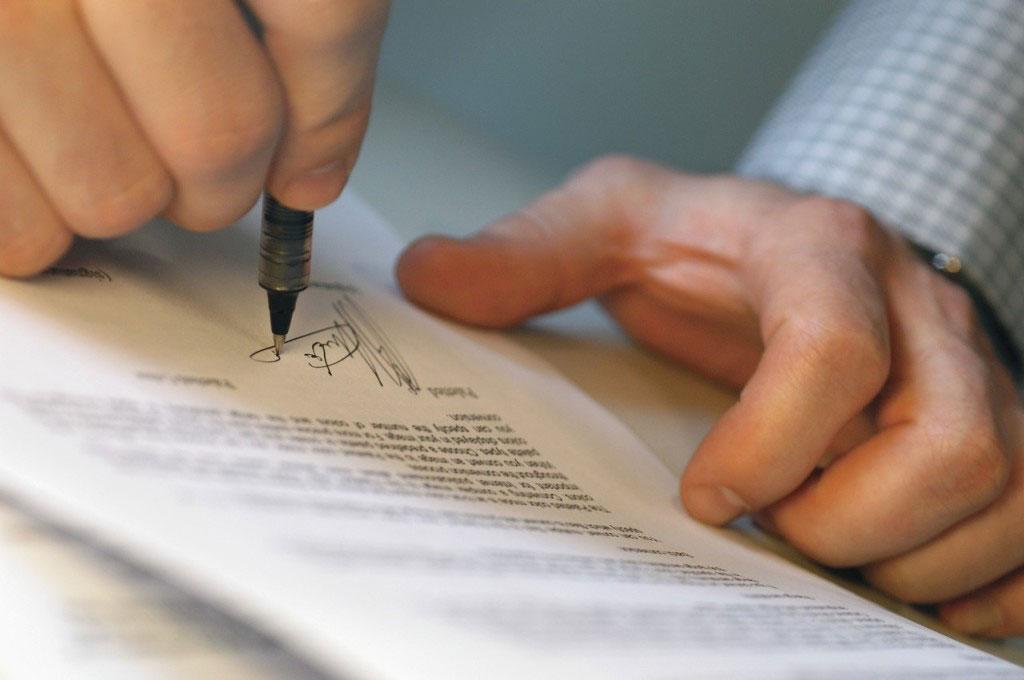 Составление завещания в письменной форме